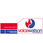"""Voice Watson - The I Song 12"""" Single"""