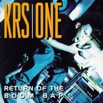 KRS One - Return Of The Boom Bap CD