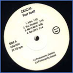 Casual - Fear Itself 2xLP