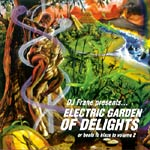 DJ Frane - Electric Garden CD
