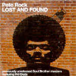 Pete Rock - Lost and Found 2xCD