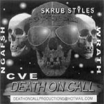 NgaFsh - Death On Call CD