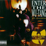 Wu-Tang Clan - Enter the 36 Chambers CD