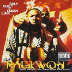 Raekwon - Only Built 4 Cuban Linx CD