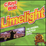 C-Rayz Walz - Limelight CD