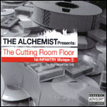 The Alchemist - The Cutting Room Floor CD