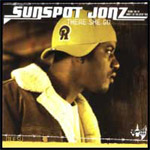 "Sunspot Jonz - There She Go 12"" Single"