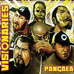 Visionaries - Pangaea CD