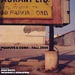 Various Artists - Peanuts & Corn Fall '03 CD
