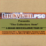 Luckyiam (PSC) - The Collectors Item CD EP