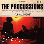 The Procussions - Up All Night CD EP