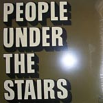 "People Under the Stairs - Acid Raindrops 12"" Single"