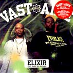 "Vast Aire - Elixir 12"" Single"