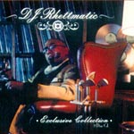 DJ Rhettmatic - Exclusive Collection 2xCD