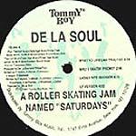 """De La Soul - Rollerskating Jam 12"""" Single"""