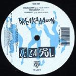 "De La Soul - Breakadawn 12"" Single"