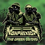 Non Phixion - The Green CD+DVD