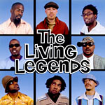 Living Legends - Creative Differences CD