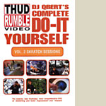 Q-Bert - Do-It Yourself Vol. 2 DVD