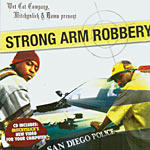 Mitchy Slick & Damu - Strong Arm Robbery CD
