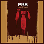 PBS (Lazerus & Mercury) - War of Art CD
