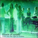 Boards of Canada - Music Has the Right... CD