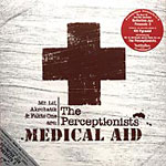 "The Perceptionists - Medical Aid 12"" Single"