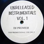 Premier - Unreleased Inst. v.1 LP