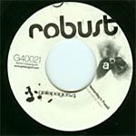 "Robust - Yesterday's Fossil 7"" Single"