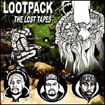 The Lootpack - The Lost Tapes CD