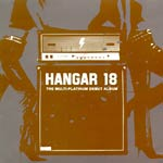 Hangar 18 - Multi-Platinum Debut LP CD