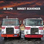 DJ Zeph - Sunset Scavenger CD