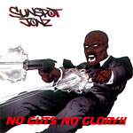 Sunspot Jonz - No Guts, No Glory CD