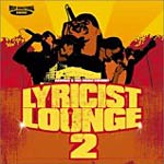 Various Artists - Lyricist Lounge Vol. 2 CD