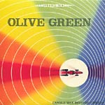 "Olive Green - The Doo Bad Hustle 7"" Single"