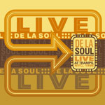 De La Soul - Live at Tramps, NYC CD