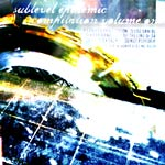 Various Artists - Sublevel Epidemic Vol. 1 CD