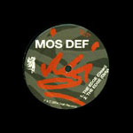 "Mos Def - The Edge 12"" Single"