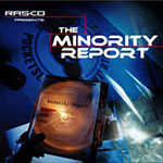 Rasco - Presents: Minority Report CD