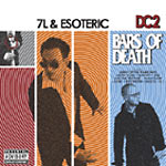 7L & Esoteric - DC2: Bars of Death CD