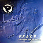 PEACE - Southern Fryd Chicken CD