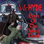 Mr. Hyde - Barn of the Naked Dead CD