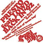 """Presto - Back in '92 12"""" Single"""