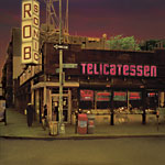 Rob Sonic - Telicatessen CD