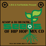 Aesop - Seeds of Hiphop (+Area51) CDR