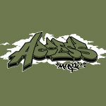 Access Music - Access Music Clouds Logo T-Shirt