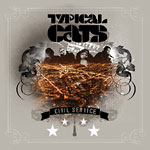 Typical Cats - Civil Service CD