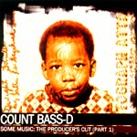 Count Bass D - Some Music Part 1 CDR