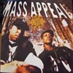 "Gang Starr - Mass Appeal 12"" Single"
