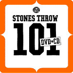 Various Artists - Stones Throw 101 DVD+CD